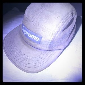 Authentic Supreme 5panel hat